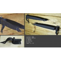 Duubelhinged  400 mm (art 1301)